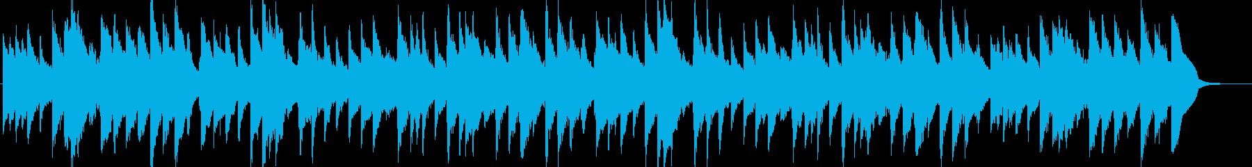 七夕さま・童謡・ピアノ・和風の再生済みの波形