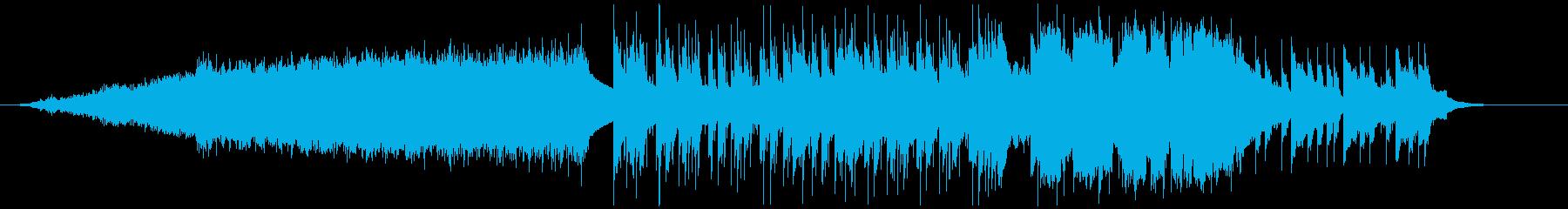 Liquid Funkの再生済みの波形