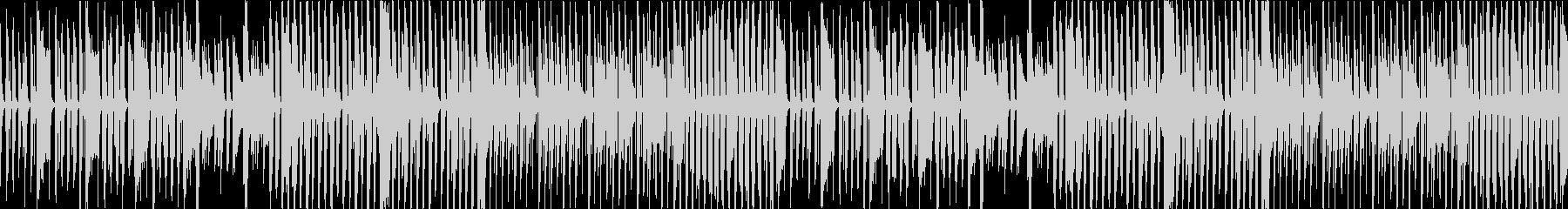 【Loop】呑気で平和なコミカル曲の未再生の波形