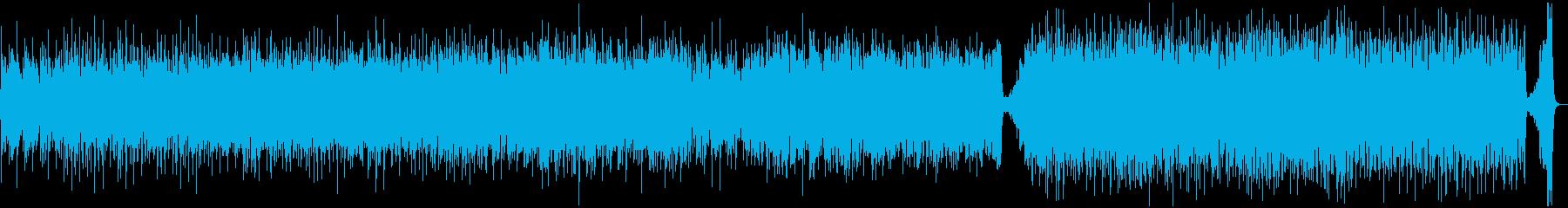 民族音楽・シルクロード・モンゴル・トルコの再生済みの波形