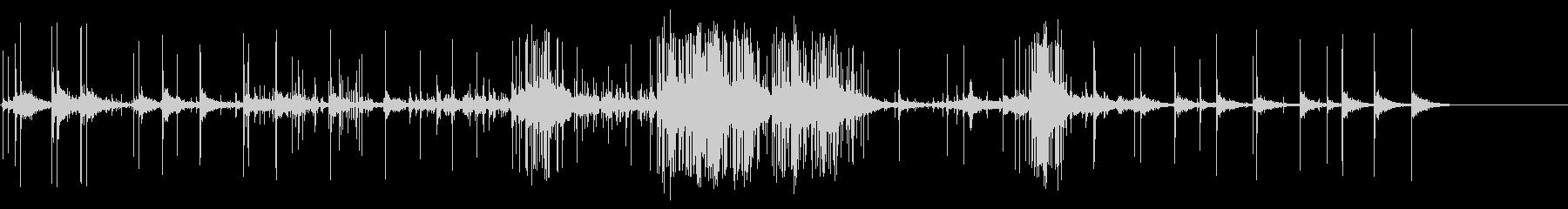 花火-ロケット6の未再生の波形