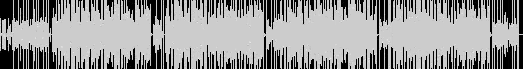 British 80's フュージョンの未再生の波形