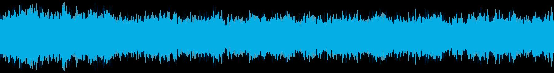 おだやかキラキラ静かめカラオケ/ループの再生済みの波形