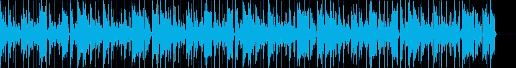 暗い洞穴・洞窟・ダンジョン・調査ゲームbの再生済みの波形