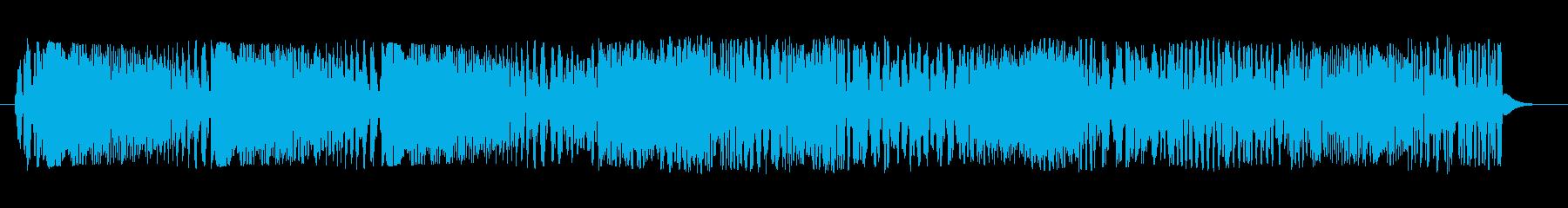 Electrozapperスワイプ1の再生済みの波形