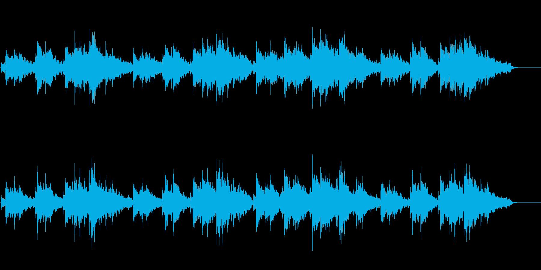 ビター・スィートなメモリアル・バラードの再生済みの波形