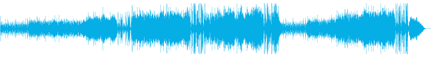 上品なストリングスが奏でる優雅なボサノバの再生済みの波形