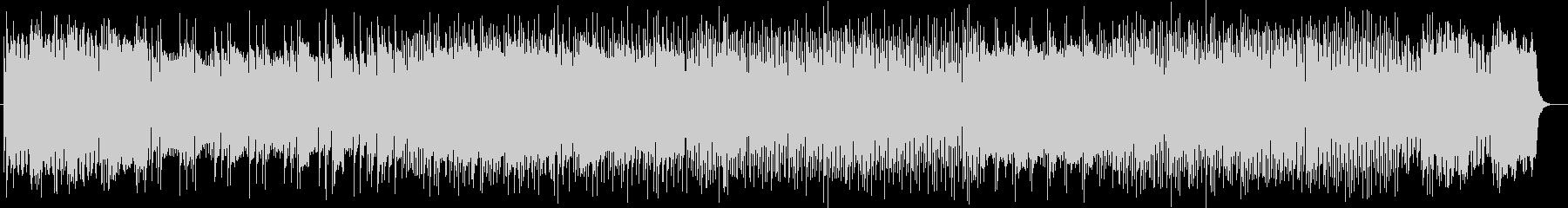 広がりがあるシンセのコード弾きで始まる曲の未再生の波形