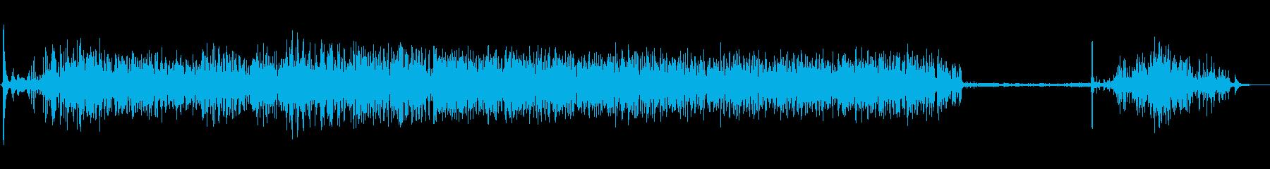 ドレンニング:ウォーターゴーイング...の再生済みの波形