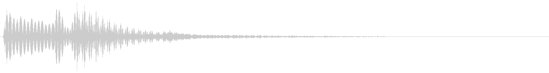 ポカッキララ(どろん・マジック・召喚)の未再生の波形
