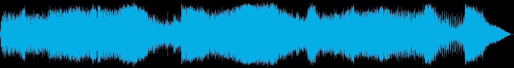【ホラー CM】 殺戮の霊視 02の再生済みの波形
