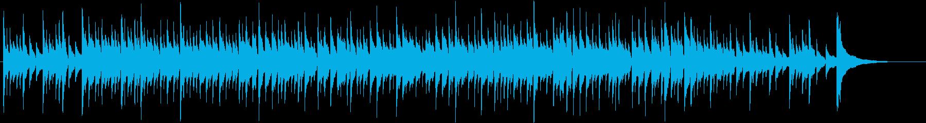 ふるさと アコギ 生演奏 穏やかの再生済みの波形