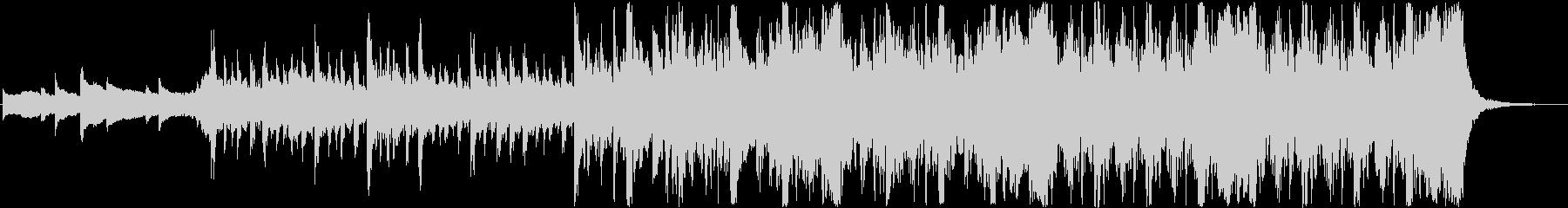現代的 交響曲 エレクトロ プログ...の未再生の波形