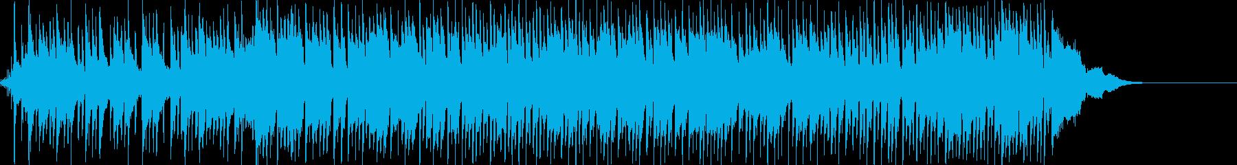ジングル。子メロディー。の再生済みの波形