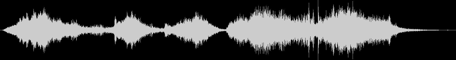空気のような軽快な弦とストリングパ...の未再生の波形