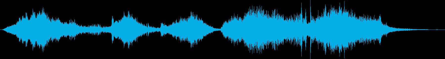 空気のような軽快な弦とストリングパ...の再生済みの波形
