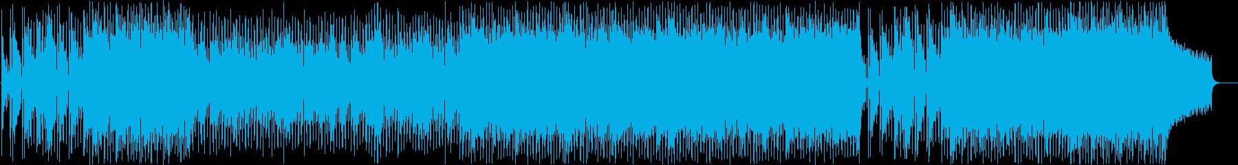 80年代風キラキラなダンスポップ Vo無の再生済みの波形