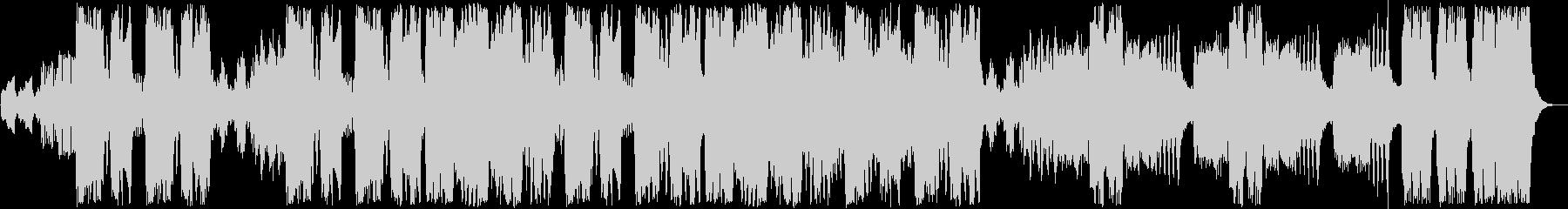 結婚行進曲/メンデルスゾーンの未再生の波形