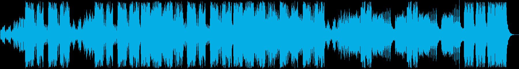 結婚行進曲/メンデルスゾーンの再生済みの波形