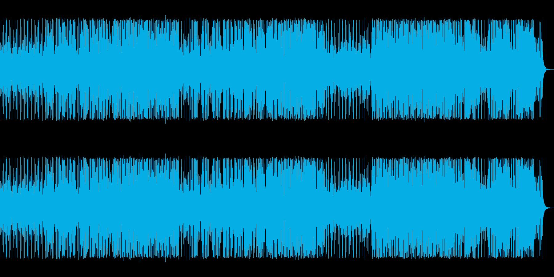 仲間と一緒に歌えるギターソング【生演奏】の再生済みの波形