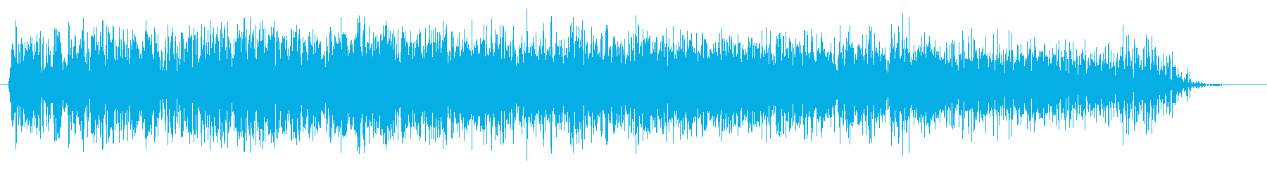 ズゥゥゥウ【充電・チャージ・放出準備】の再生済みの波形
