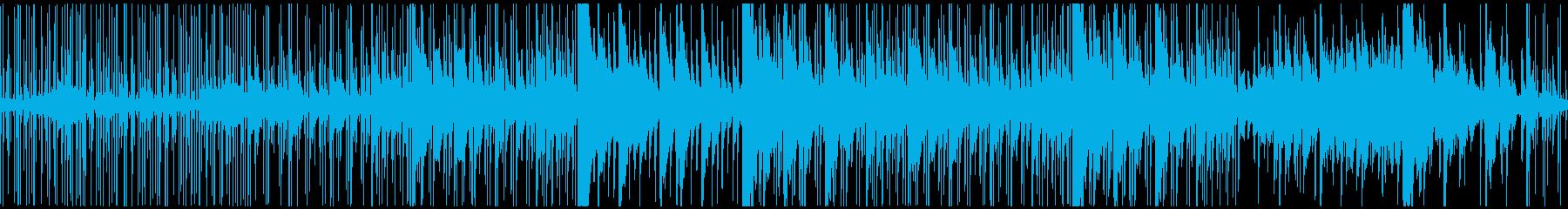 【ゲーム向け】町・村・ダンジョン等にの再生済みの波形