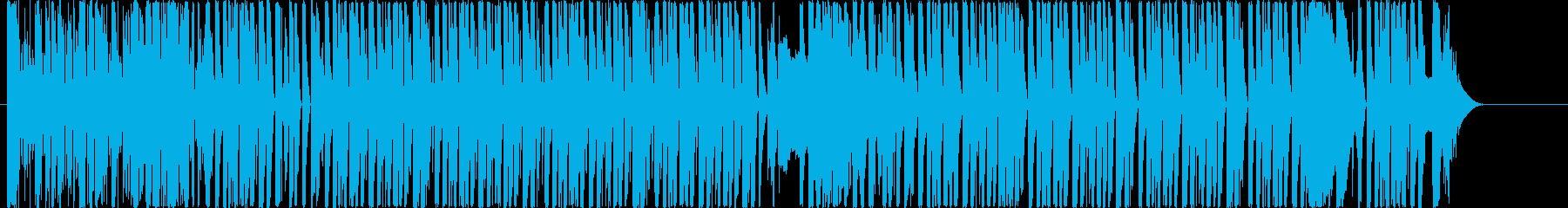 馬鹿っぽいHIPHOP ボイパなしの再生済みの波形