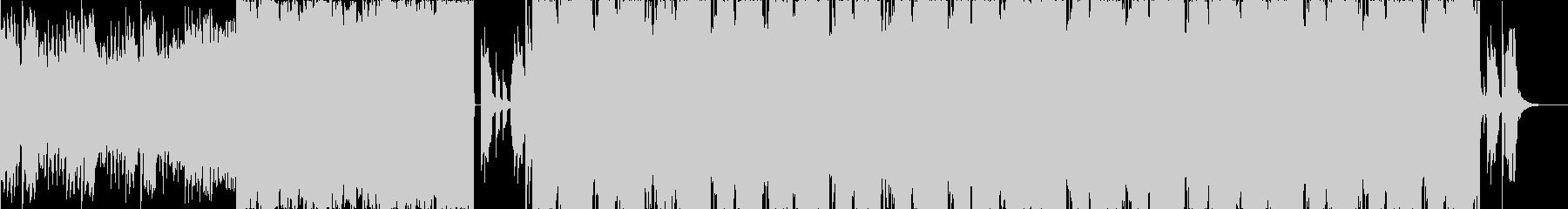 セツナイFutureBassの未再生の波形