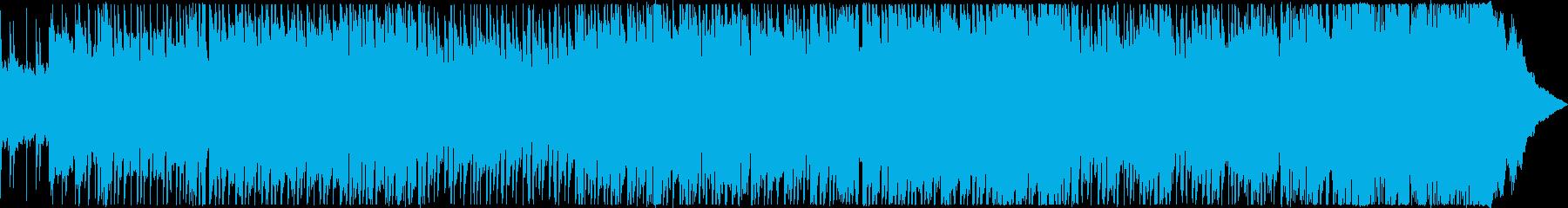 アメリカーナ・ロック・インスト。自...の再生済みの波形