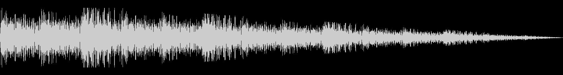 ピロロピロロ(ルーレット スロット)の未再生の波形