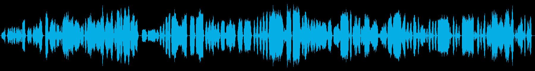 CALLIOPE、BARREL O...の再生済みの波形