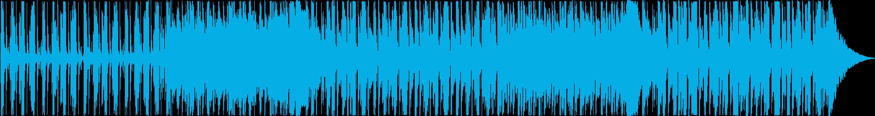 キャッチーでグルーヴィーなアーバン...の再生済みの波形