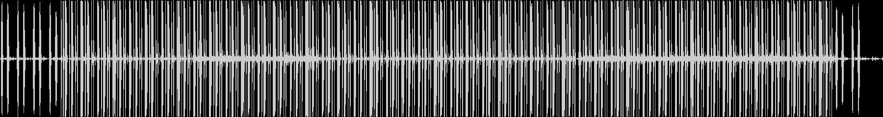 スタイリッシュ/カフェ/ヒップホップの未再生の波形