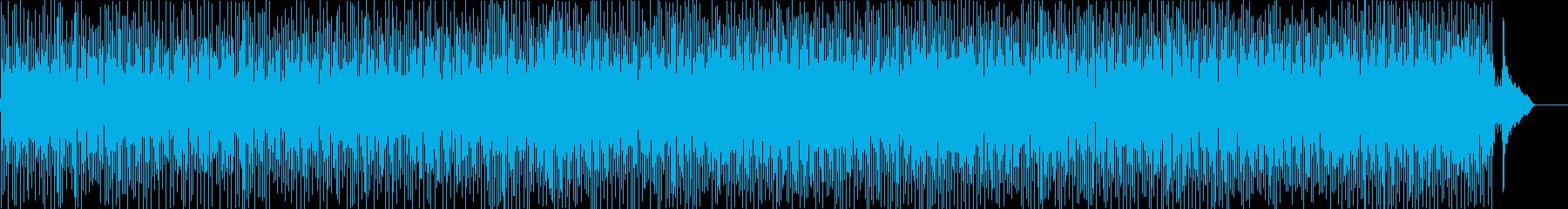 生演奏!ドイツの伝統的お祭りポルカ!の再生済みの波形