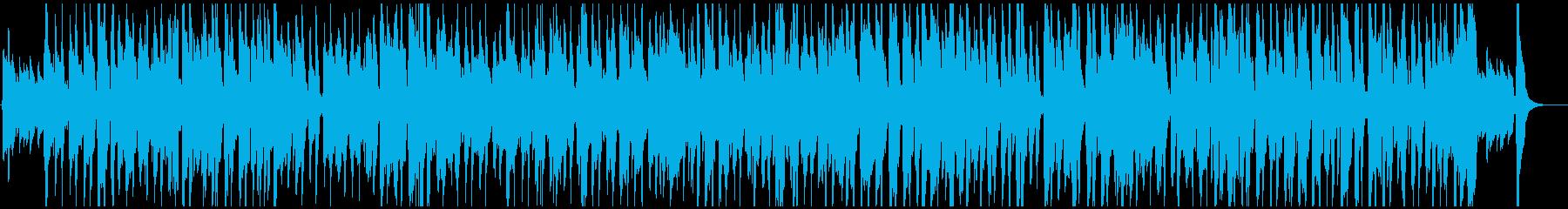 ハッピーなジプシースイング ※60秒版の再生済みの波形