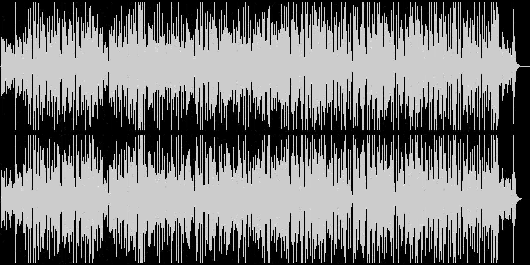 ハッピーなジプシースイング ※60秒版の未再生の波形