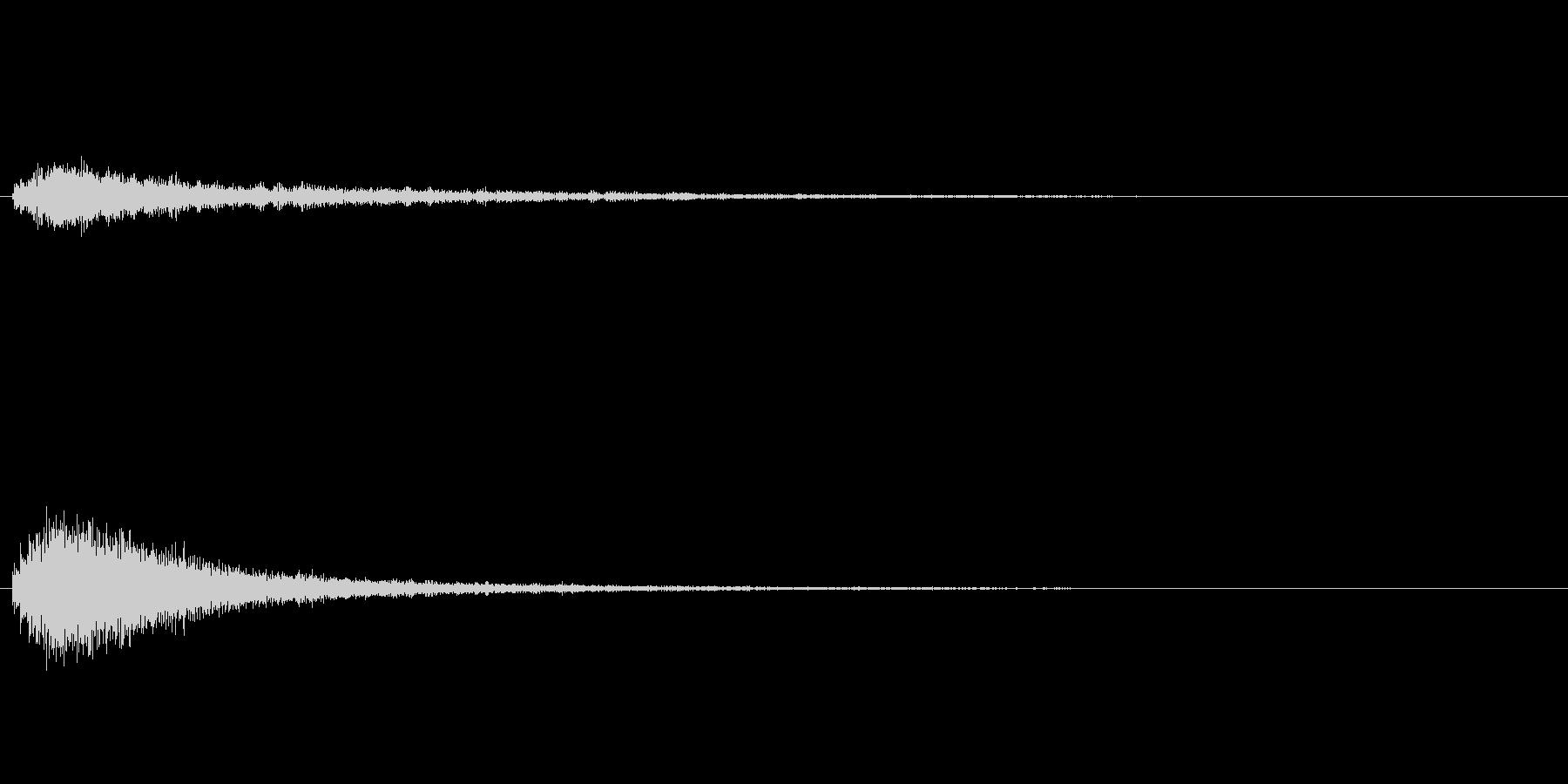 キラキラ系_099の未再生の波形