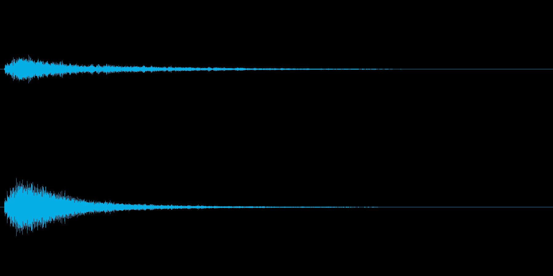 キラキラ系_099の再生済みの波形