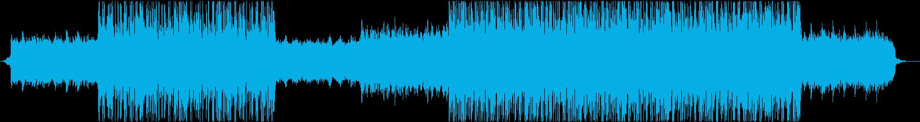 電気音響シンフォニー ダブステップ...の再生済みの波形