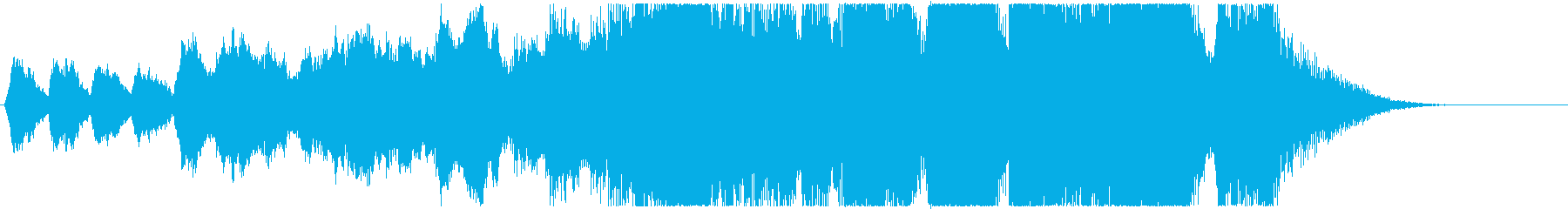 Fanfare with a gorgeous atmosphere!'s reproduced waveform