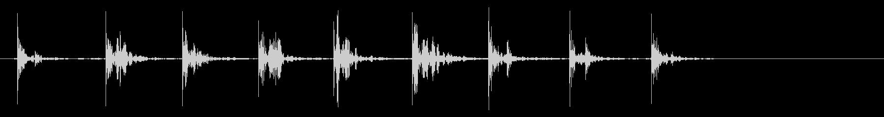 メンズレザーソール:UP STAI...の未再生の波形