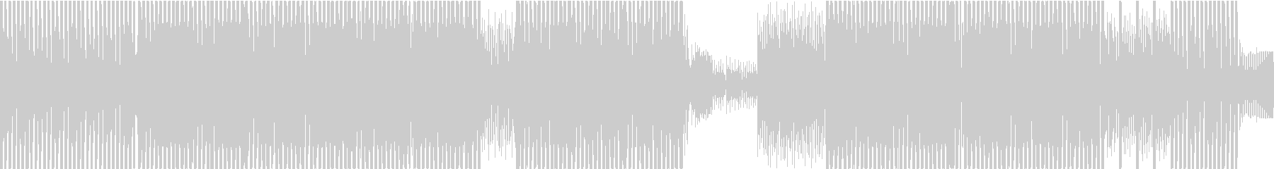 プログレッシブ、ミニマルの未再生の波形