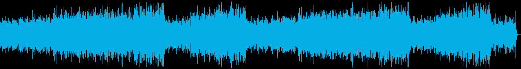ケルト風ポップオーケストラ:フル2回の再生済みの波形