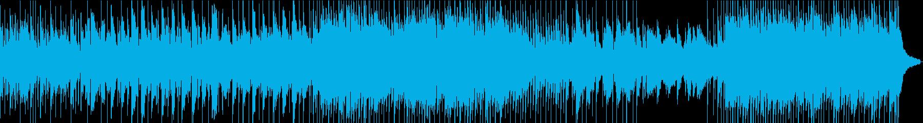 企業VPや映像に疾走感のあるフルートOPの再生済みの波形