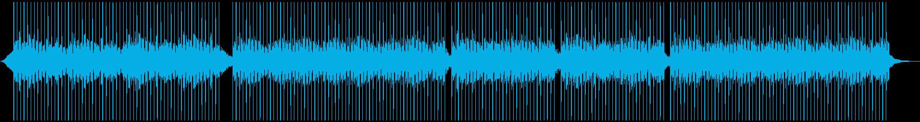 モダン 実験的 アンビエント アク...の再生済みの波形