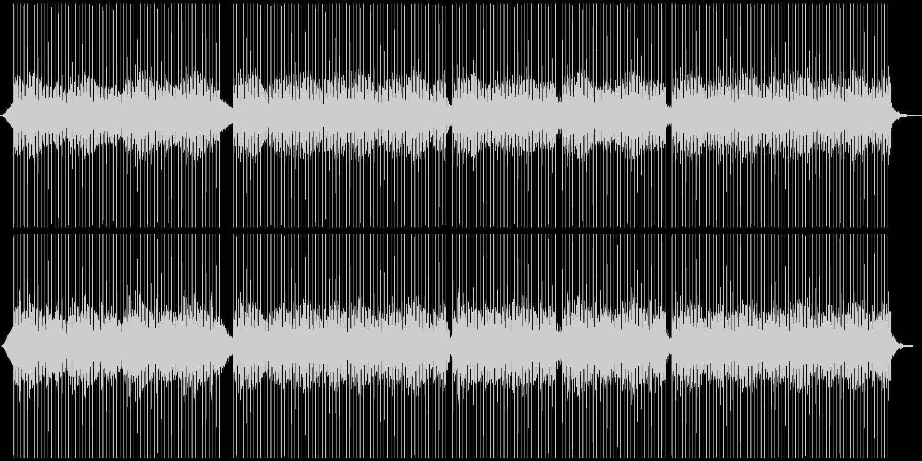 モダン 実験的 アンビエント アク...の未再生の波形