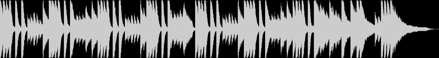 【ほのぼの系】30秒ジングル【映像】の未再生の波形