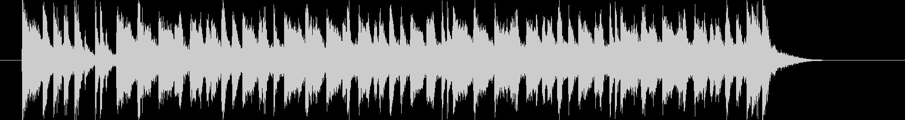 Light and rhythmic pops's unreproduced waveform