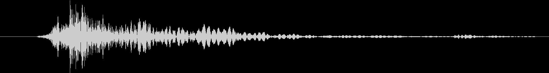 アンティークダイニングルームキャビ...の未再生の波形