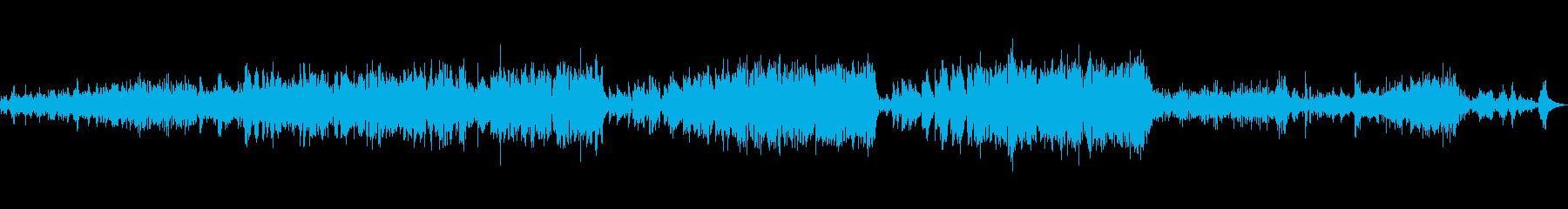 ジャズ 静か お洒落 クール やる...の再生済みの波形